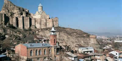 Old Tbilisi copy